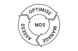 Mds - aikon division 1 bianco